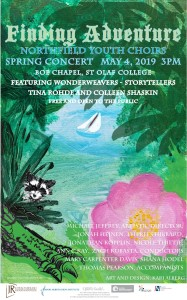 Spring Concert – Finding Adventure